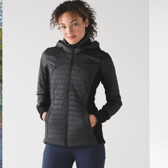 LULULEMON First mile jacket